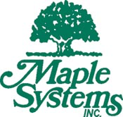 Maple Systems logo