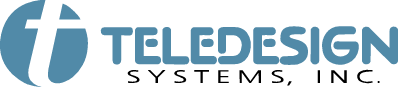 Teledesign Systems logo